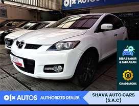 [OLXAutos] Mazda CX7 2009 2.3 Turbo A/T Bensin Putih #Shava