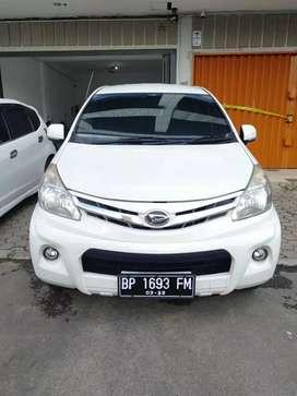 Daihatsu Xenia R Sporty 1.3 AT tahun 2013 Putih