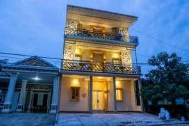 Investasi keren besi kosan mewah 35 kamar tidur di karawaci (L1302)