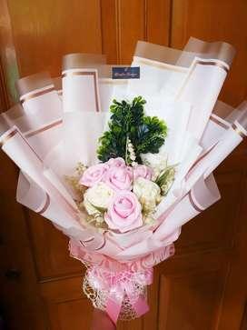 Buket bunga artificial exclusive