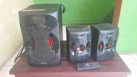 Speaker POWER UP