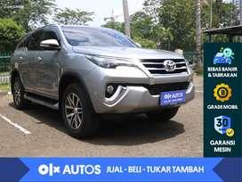 [OLX Autos] Toyota Fortuner 2.4 VRZ 4x2 Diesel 2016 Silver