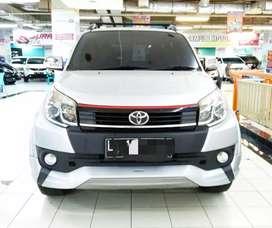 Toyota Rush TRD 2016 manual