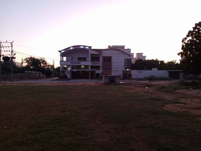 Banglow For Sale in Darussalam Society Ground + 1 + Pent House 0