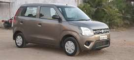 Maruti Suzuki Wagon R 2019 CNG & Hybrids Well Maintained