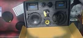 Speaker tweter pca