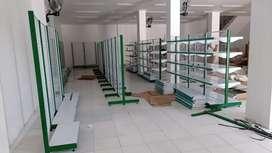Rak gondola rak minimarket rak supermarket rak gudang meja kasir