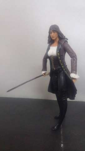 Pirates of the Caribbean On Stranger Tides Angelica Action Figure