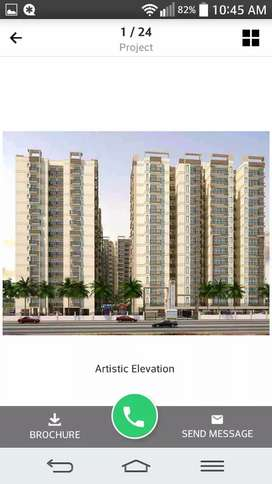 2 bhk flat in sale raj nagar extension