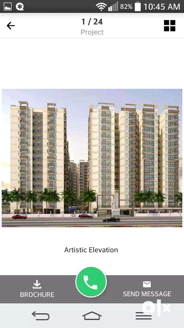 2 bhk flat in sale raj nagar extension 0