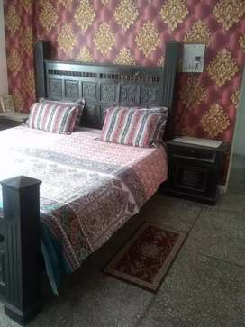 Chinoute wooden bed room set