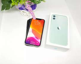 iPhone 11 128Gb Dual sim Mulus - Ready !