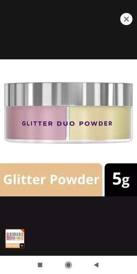 Ponds glitter glow duo powder 5g