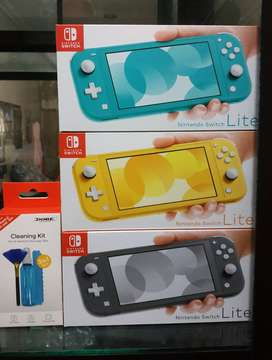Nintendo Switch Lite New All Color