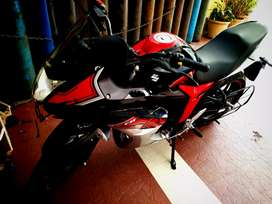 Suzuki gixxer sf fi abs limited edition
