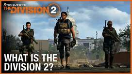 Akun game THE DIVISION 2 PS4