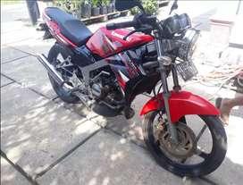 Kawasaki Ninja ss plat ab sleman 2014
