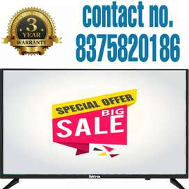 Hot deals!! 40 inch smart ledtv in 9999/- up-to 3 year warranty