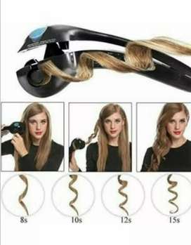 Hair curling machine
