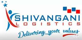 Parcel delivery boys for shivangani logistics at Vidya nagar