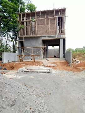 Rumah Impian Lokasi Nyaman di Ngaliyan Type 45/121 K. Tidur 3
