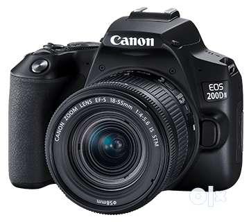 CANON 200 D MARK 2 - Rs 45,O00 0