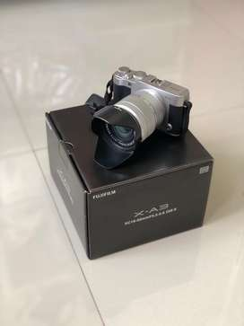 Kamera Fuji Film XA3 (mirrorless)