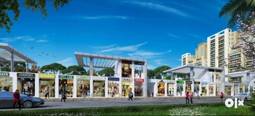 Commercial shop and showroom available for sale in Sector 92 Gurgaon