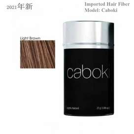 Caboki Hair Fiber for Hair Shine the moments