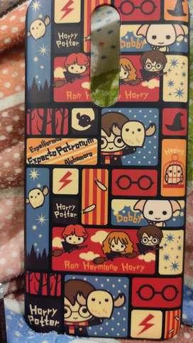 Poco X2 Harry Potter Back Cover