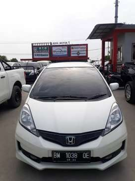 Jazz 2012 RS matic. Km 41rb