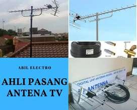 Pusat Jasa Pasang Baru Antena Tv Digital