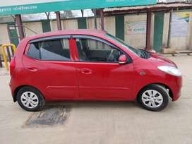 Hyundai i10 2012 CNG & Hybrids Well Maintained