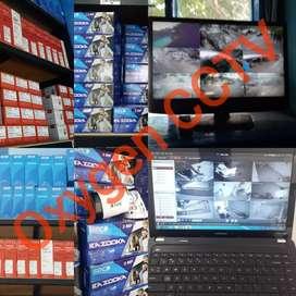 ~OXYGEN.CCTV~Kamera CCTV Siap Amankan Aset Tersayang
