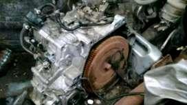 Honda jazz transmisi matic 2008 -2013