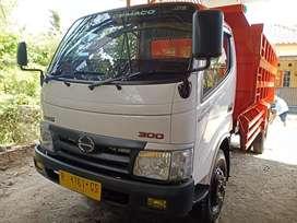 Truk Hino Dutro 130HD dump Truk th 2018