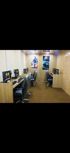 Running gaming zone for sale