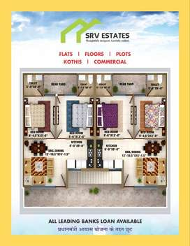 Fully Furnished 2BHK Flats In Kharar For Sale