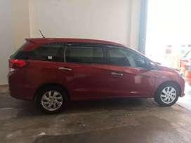 Dijual Honda Mobilio E CVT 2017 AT TDP 20jt