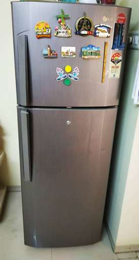 LG 260 Ltr Double Door Refrigerator / Fridge