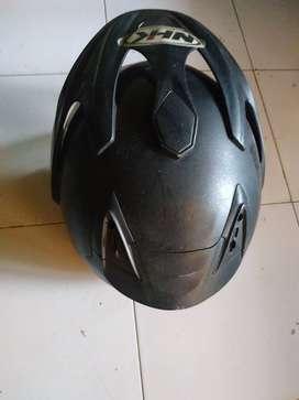 Helm NHK black (no double visor)