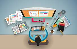 Website designer, content writer, SEO , articles writer,
