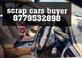 Scrap car's buyer in NALASOPARA