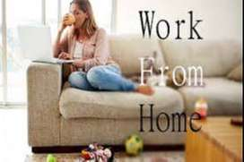 PART TIME HOME BASED TYPING WORK