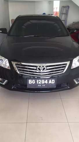 Camry 2008 facelift 2010
