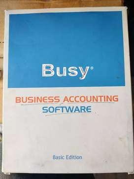 Busy Business accounting software