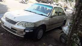 Honda City 2001 LPG Good Condition
