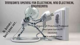 Opening for Mechanical Engineering Freshers