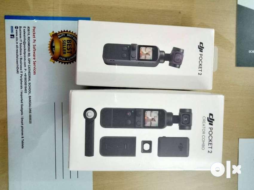 Dji Pocket 2  Latest Model Osmo Pocket 2 Creator Combo Too 0