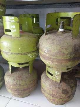 Tabung Gas Elpiji 3kg Kosong